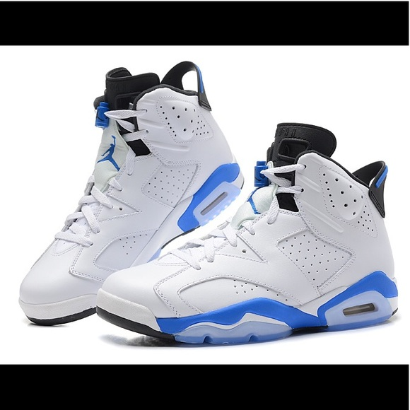more photos d3657 c82be Jordan Shoes - Jordan Retro 6 Blue   White